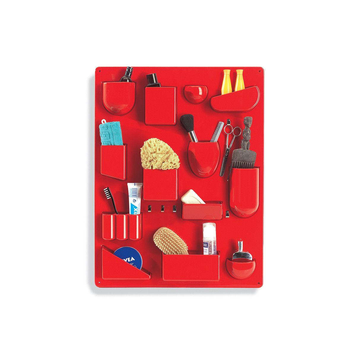 Ultimate make up organizer | Uten.Silo II Red
