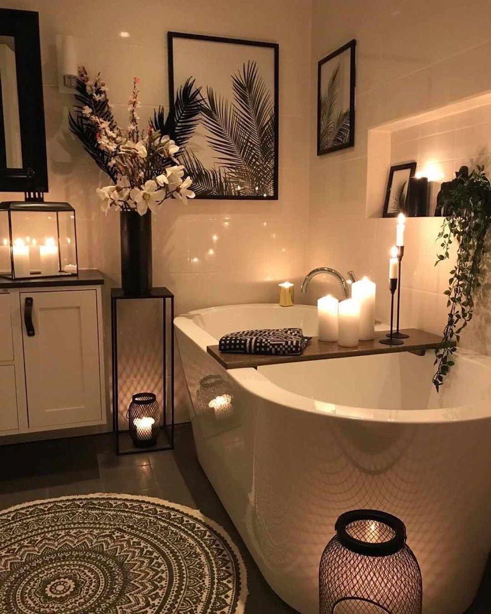 Home decor bathroom pictures