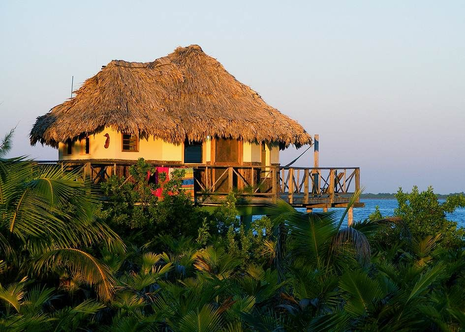 Costa Rica Bungalow Resorts Part - 50: Costa Rica · Beach Bungalow Belize | #Thatch Caye Resort, Belize U003c3 Contact  Joy At Http