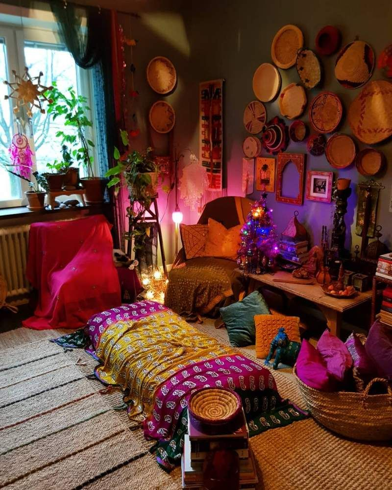 beautiful rustic bohemian living room design ideas pinterest decor house and home also rh