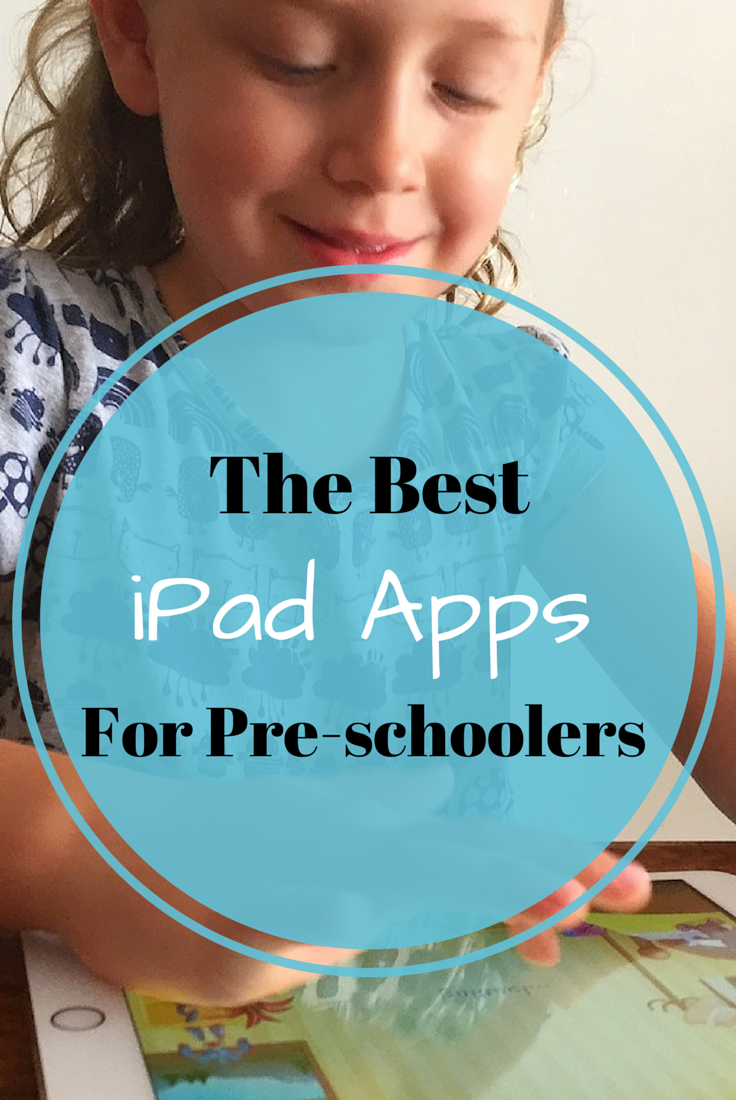 Ten Best IPad Apps For Pre Schoolers
