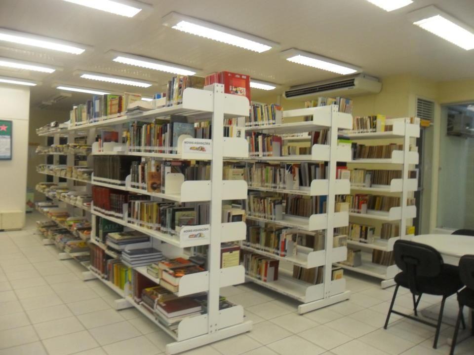 A Biblioteca Sesc Juazeiro Tem Como Missao Disseminar Informacao