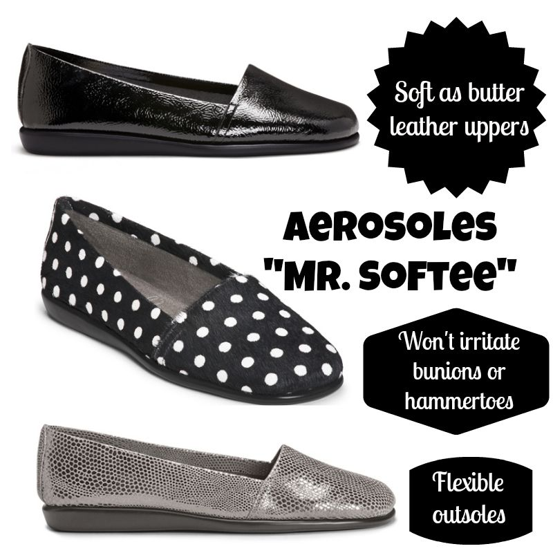 Aerosoles Mr. Softee | Comfortable, Stylish Shoes | Bunion ...