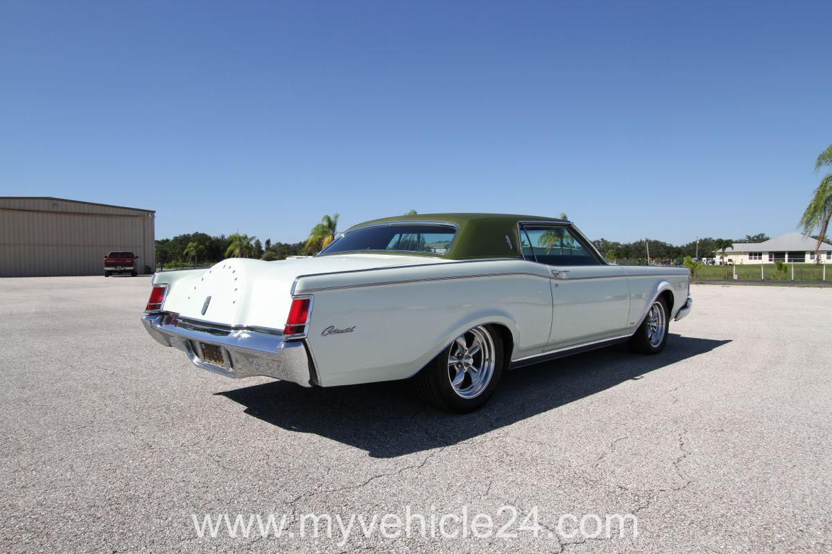 1969 muscle cars pictures | 1969 Lincoln Continental Mark III ...