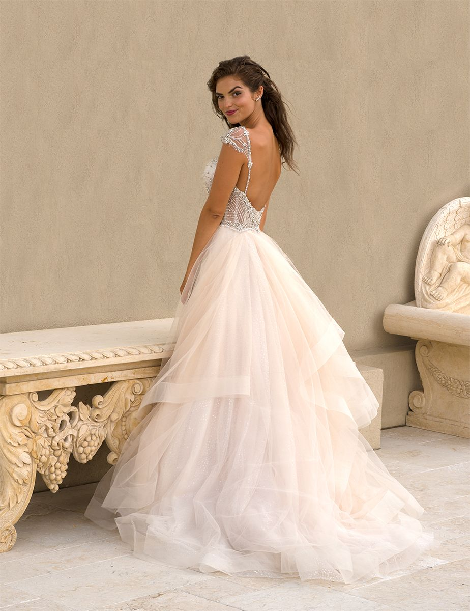 In store eve of milady boutique collection style organza