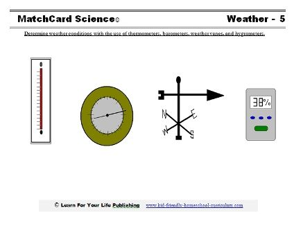 Weather Worksheets Weather Instruments Weather Worksheets Weather Science Weather tools worksheet