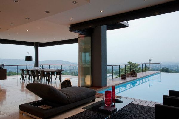Ultimate living room with a view!