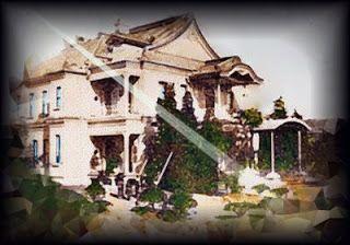 TOKUGAWA House before the earthcrack in 1923, Tokyo