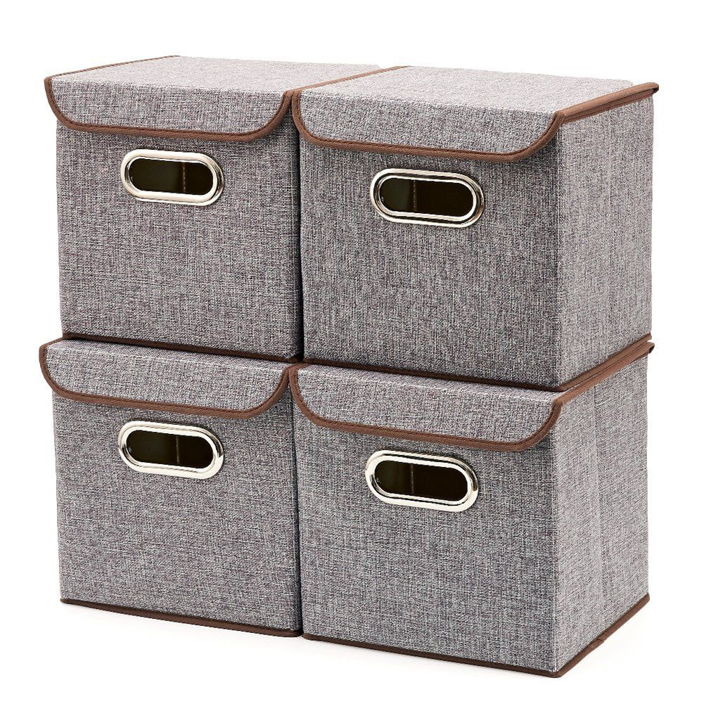 4 Pack Aufbewahrungsbox Ezoware 4 Pack Aufbewahrungsbox
