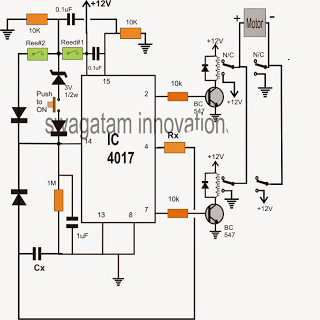 the simple bathroom lamp timer circuit features a delay off timer rh pinterest com