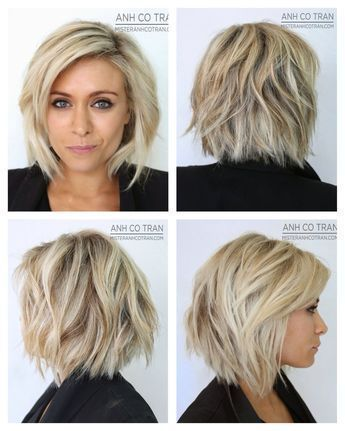 37+ Best Short Layered Frisuren für Frauen im Jahr 2019 – #Kurzhaarfrisuren #shortlayeredhairstyles