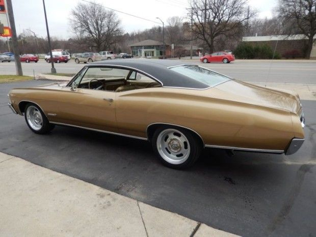 sharp 283 1967 chevrolet impala ss sport coupe full size chevy rh pinterest com