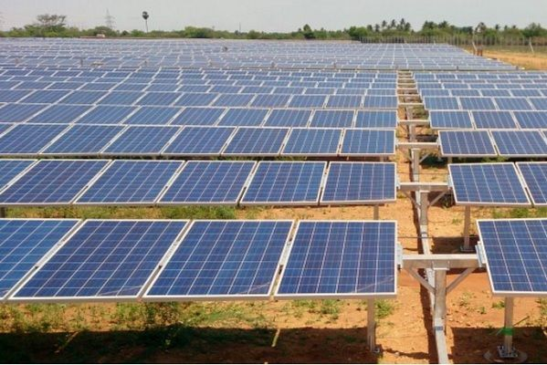 The World S Largest Solar Power Plant Has Been Installed In Kurnool District Of Andhra Pradesh India Its Production Cap Solar Projects Solar Panel Cost Solar