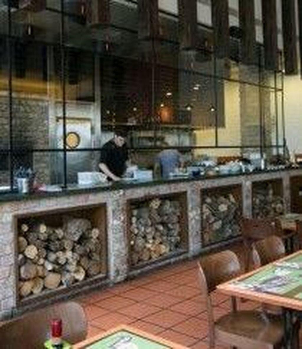 46 Modern Restaurant Kitchen Design Ideas Design De Interiores