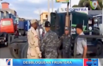 FENATRADO Acuerda Desbloquear Frontera Dominico-Haitiana #Video