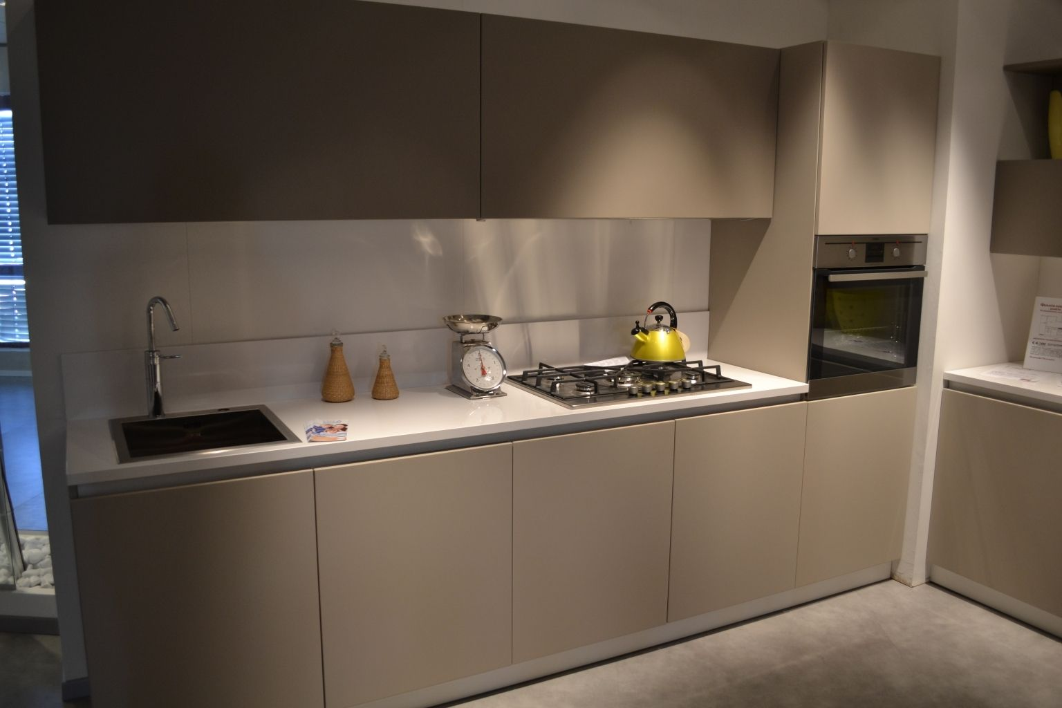 Awesome Cucina Color Tortora Gallery Mosquee Rodez Com ...