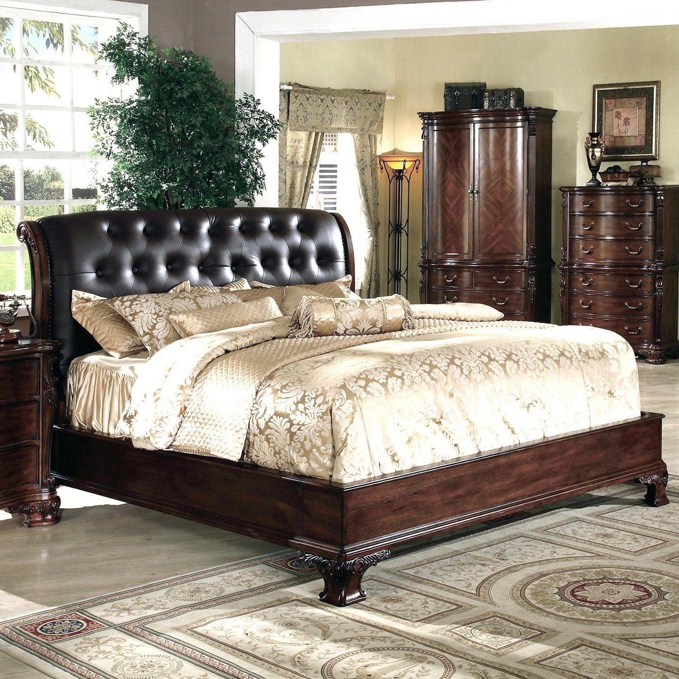 Yuan Tai Furniture Da590 Dasan Bed With Images King Bedroom
