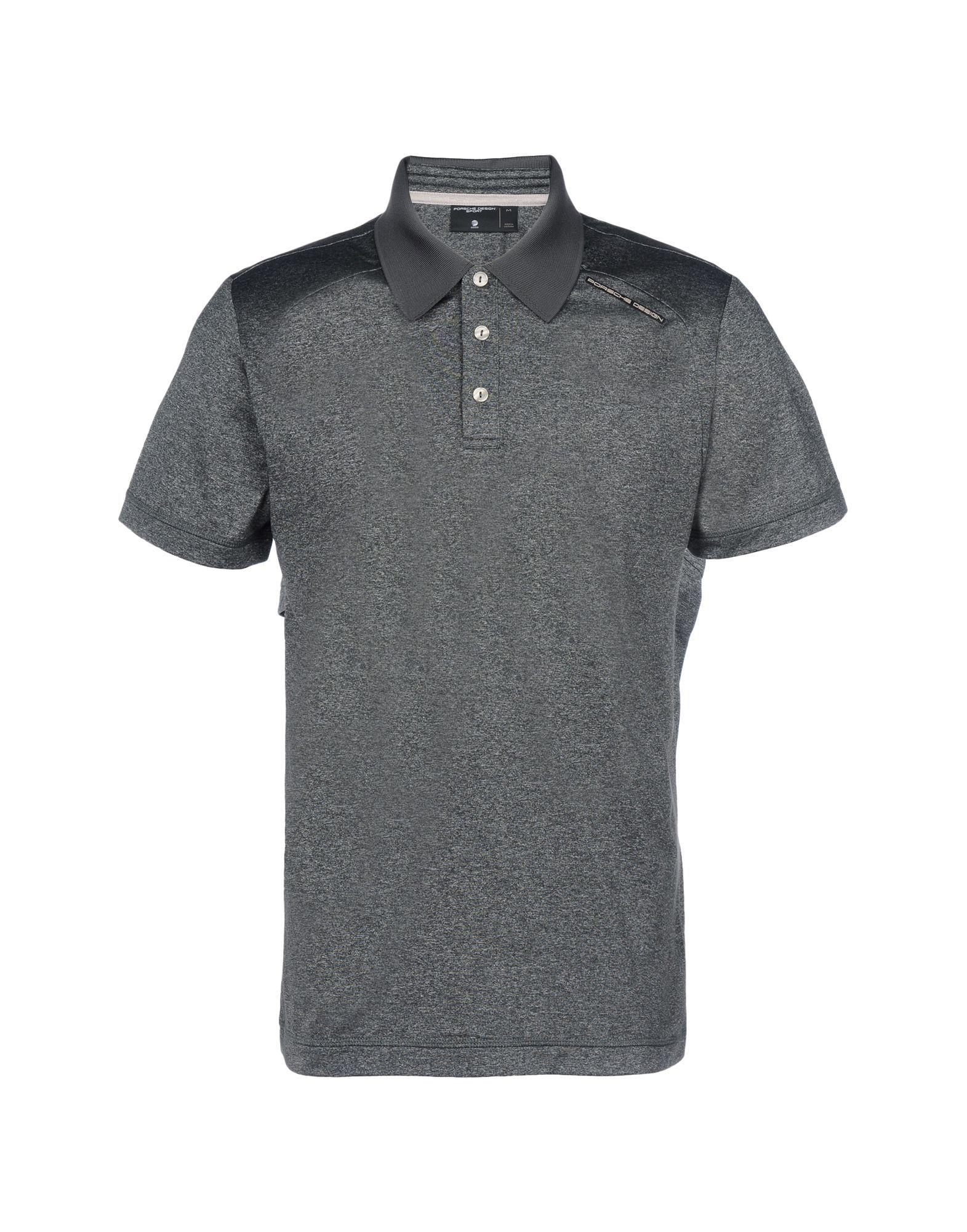 porsche design sport polo shirt menswear porsche design. Black Bedroom Furniture Sets. Home Design Ideas