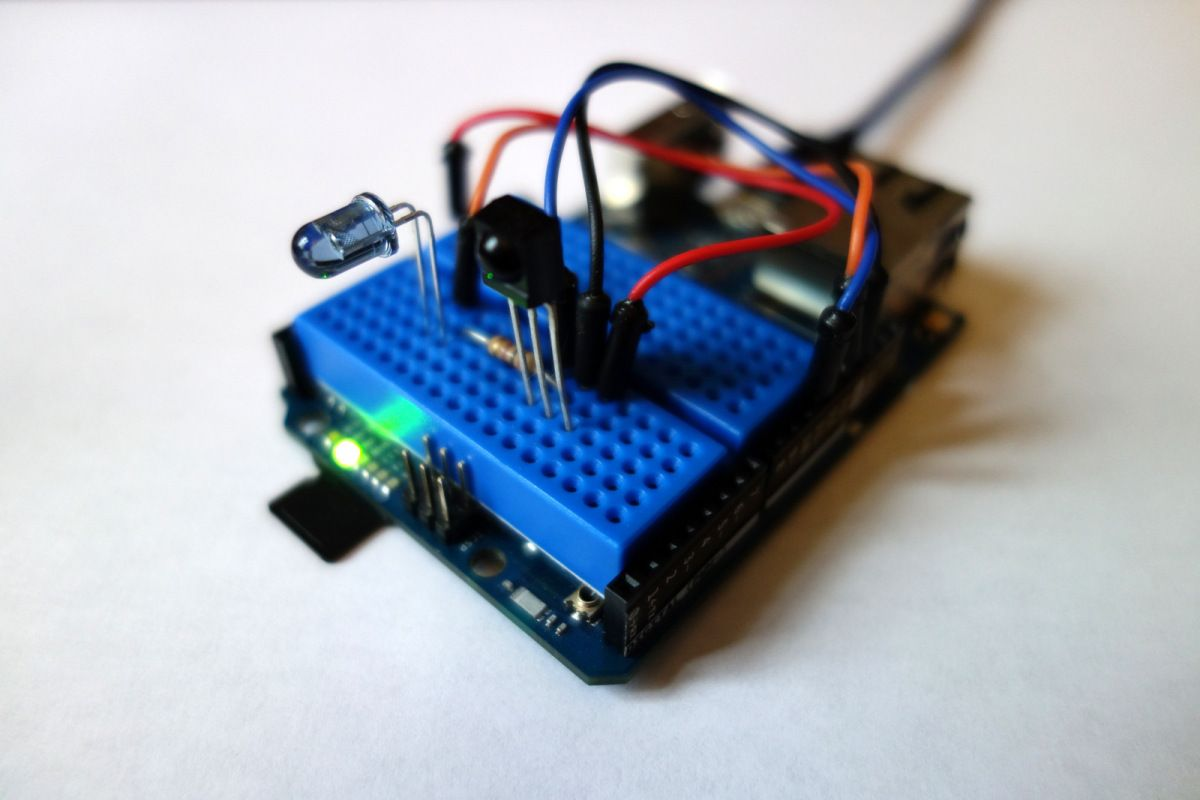 Simple Remote Control Tester Electronics Circuits Hobby