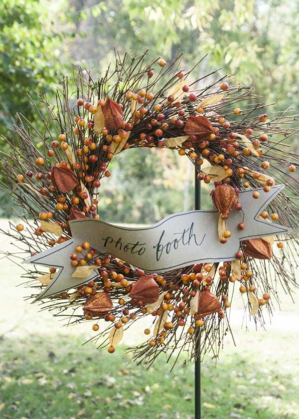 Fall Decorating Ideas For An Outdoor Dinner Party Wonderful