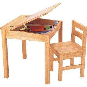 Pintoy Natural Wooden Desk and Chair Kid Stuff Pinterest Desks