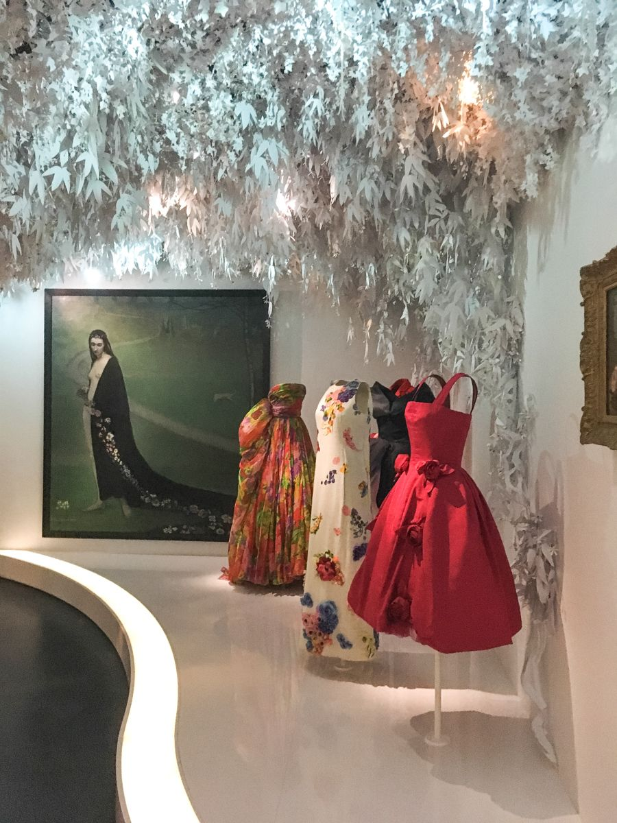 4da9cac840fb Dior Haute Couture  a Magical Fashion Exhibit in Paris