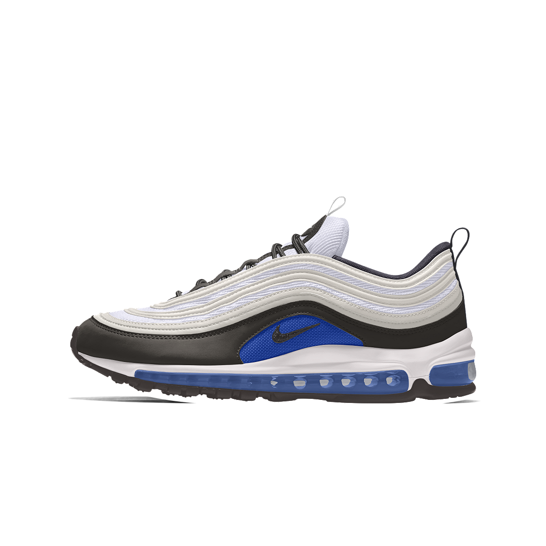 Nike Air Max 97 By You Custom Men's Shoe (Multi Color) in