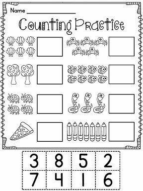 pin by melissa on cut paste pinterest math kindergarten and worksheets. Black Bedroom Furniture Sets. Home Design Ideas