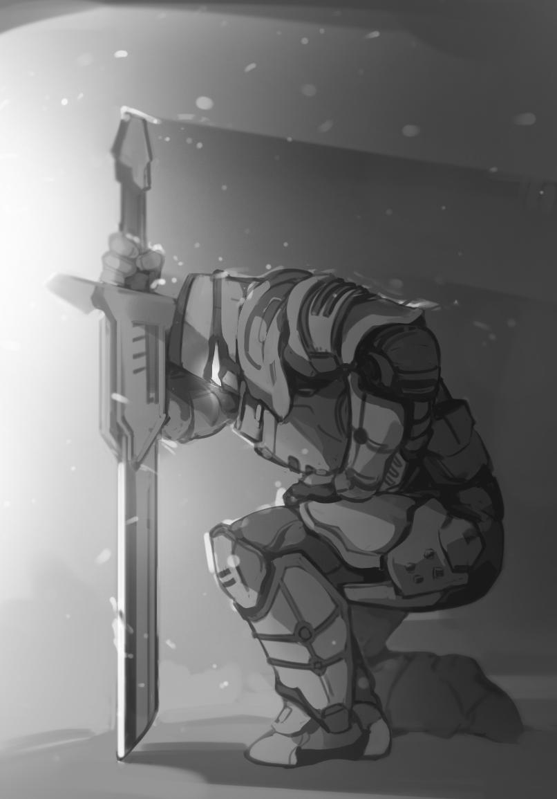Doom Night Sentinels In 2020 Doom Slayer Meme Heavy Metal Art