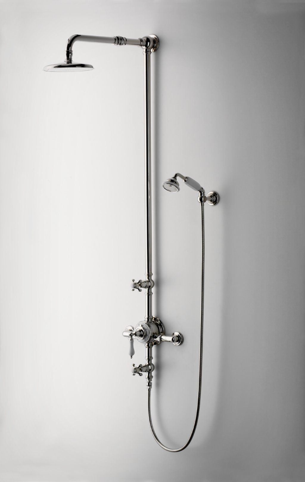 Etoile Exposed Thermostatic System with 8\