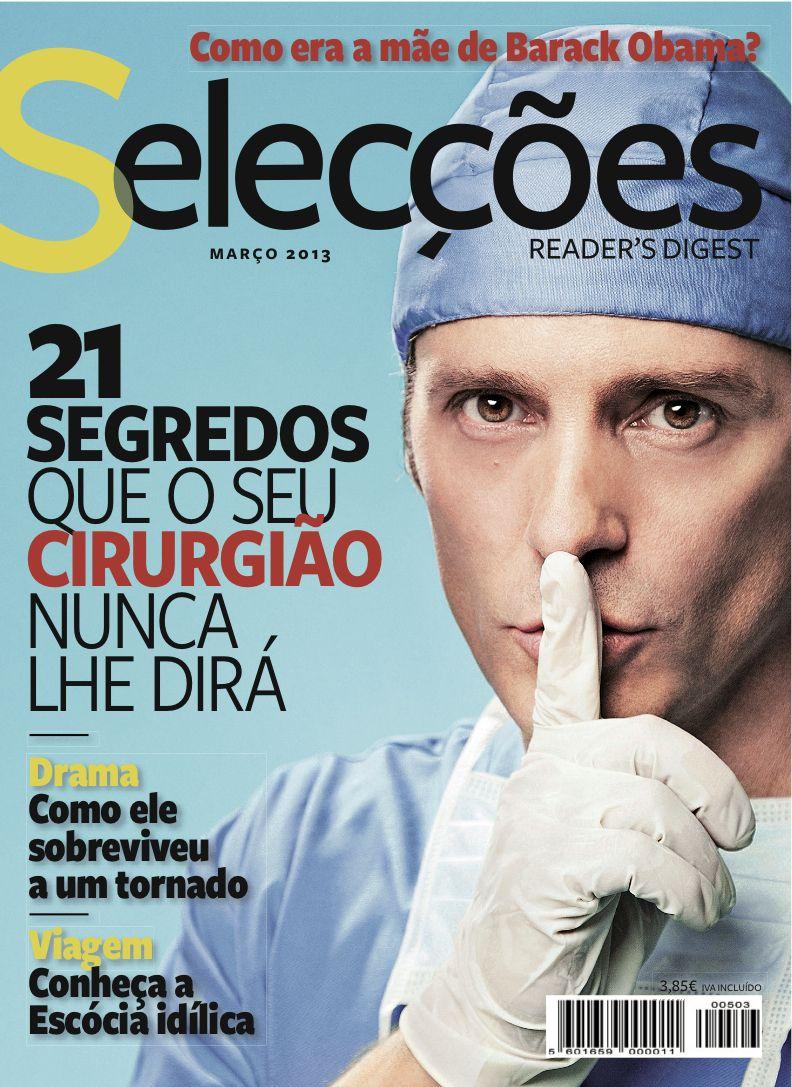 Capa de março, 2013