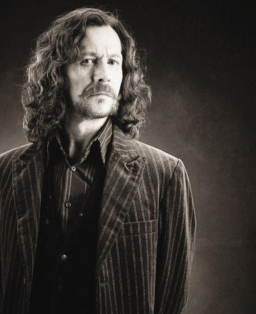 Marauders Sirius Black Gary Oldman Harry Potter More Sirius Black