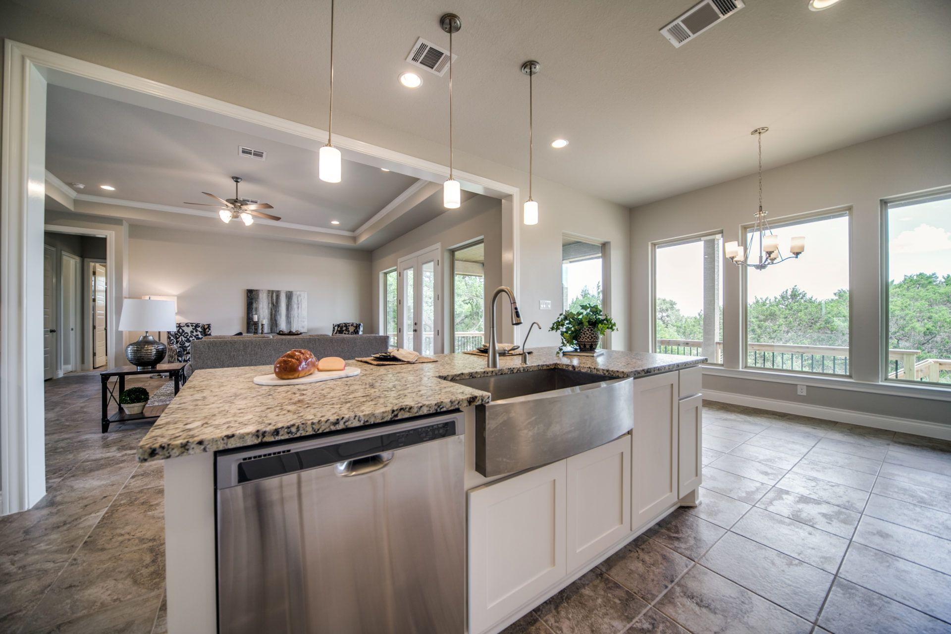 Mcclane Floorplan Floor Plans Modern Contemporary Home Decor