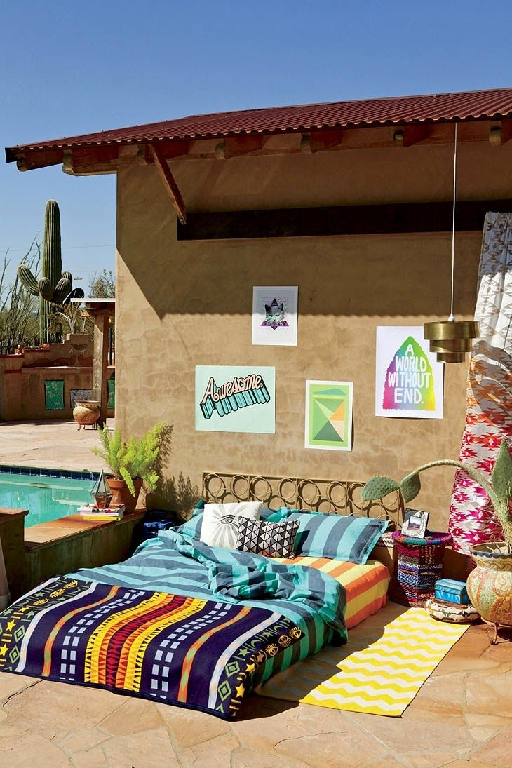 Casa de Colorir: inspiração pé no chão