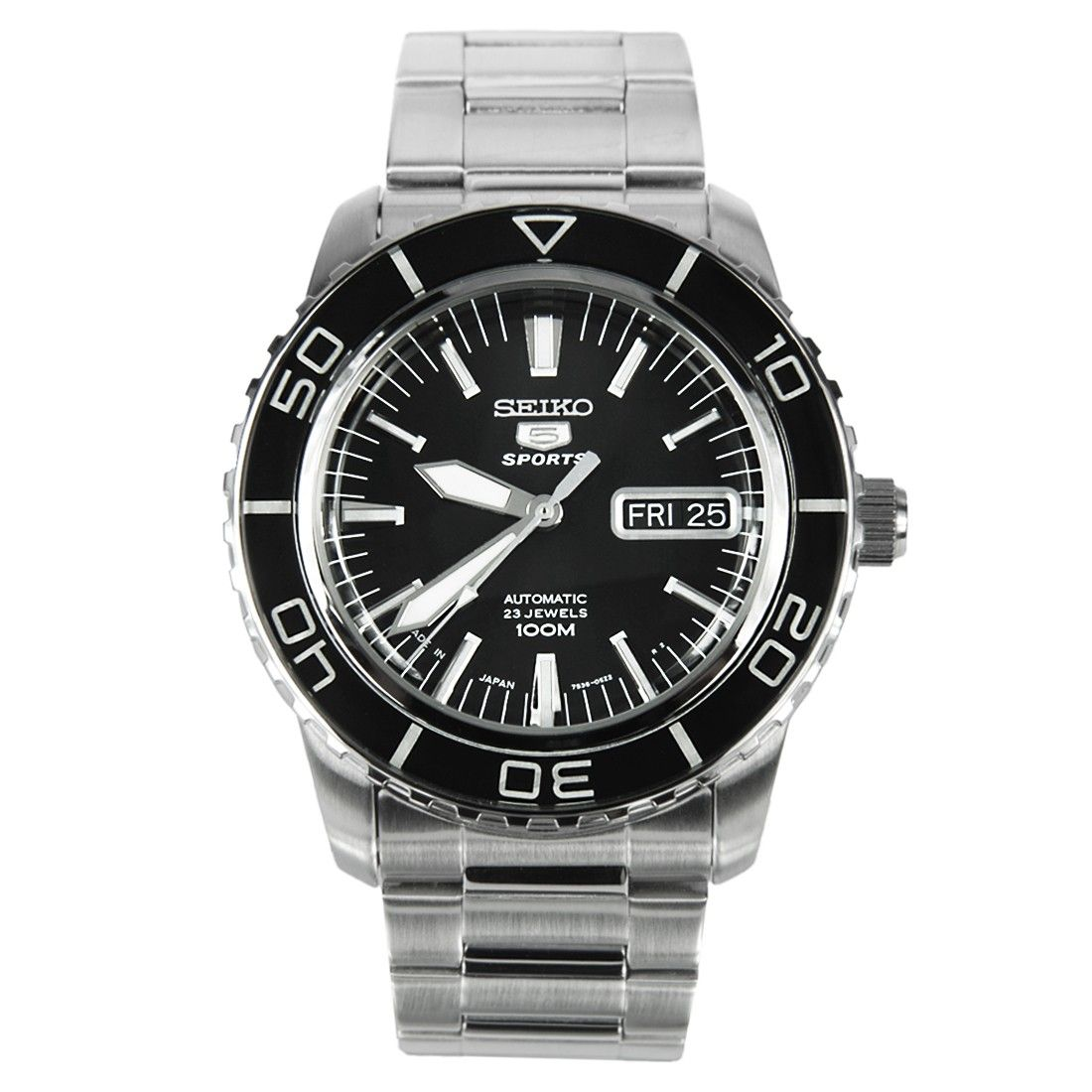 Buy Seiko 5 Sports Automatic Divers Watch SNZH55J1 SNZH55J SNZH55 at lowest price.Free shipping to USA, Singapore, Japan, Malaysia, Australia, New Zealand