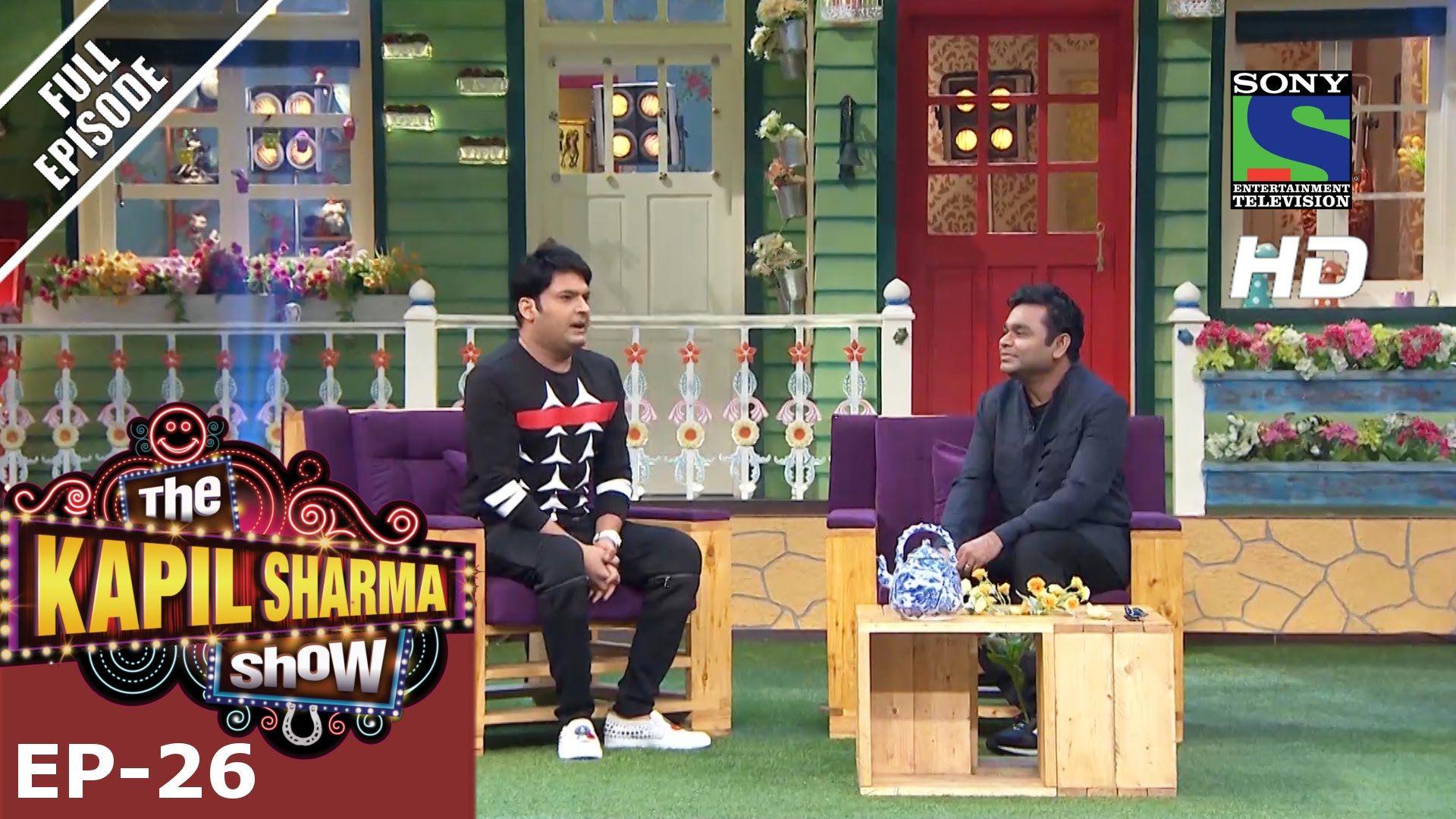 The Kapil Sharma Show–Episode 26–दी कपिल शर्मा शो–Music