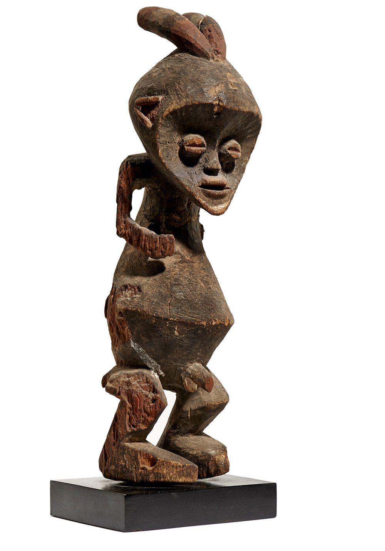 Nigeria Mambila Figure