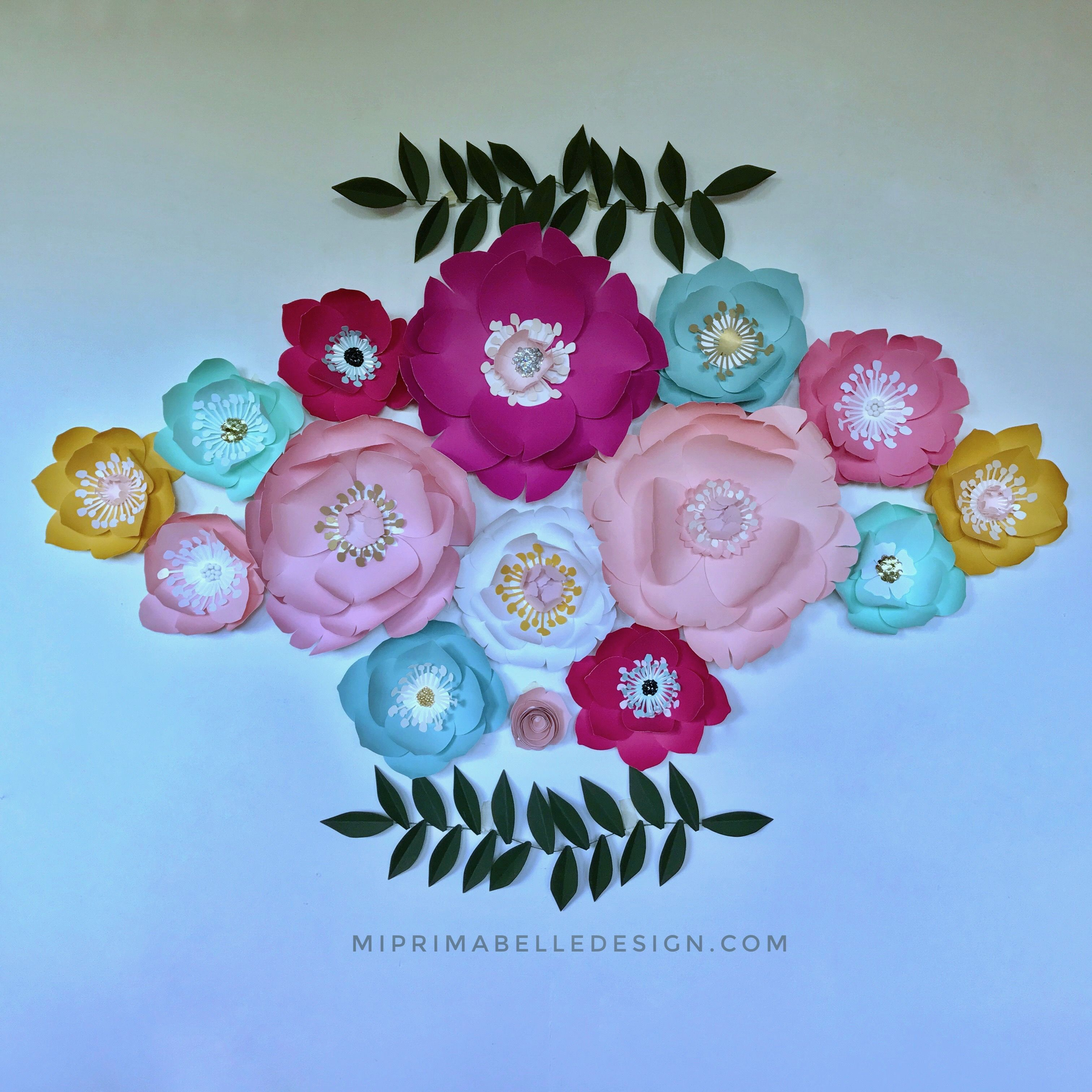 Check out this flowers on etsy or send me a message here to check out this flowers on etsy or send me a message here to customize your order today this was a custom order for a little girls bedroom wall decor izmirmasajfo