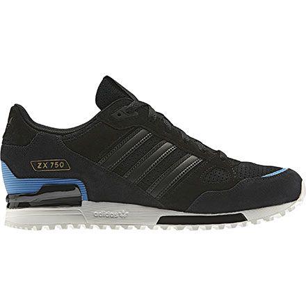 adidas zx 750 zwart