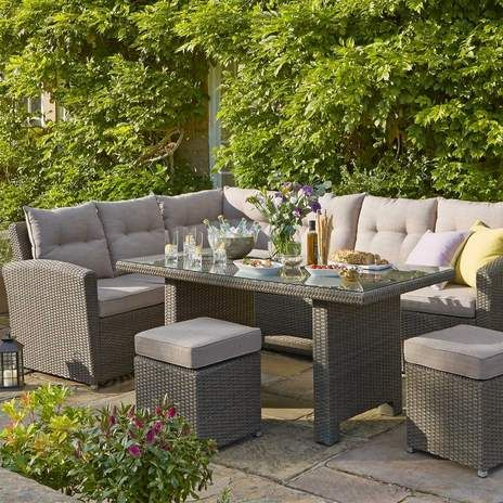 Canterbury Casual Dining Garden Furniture Set Wyevale Centres