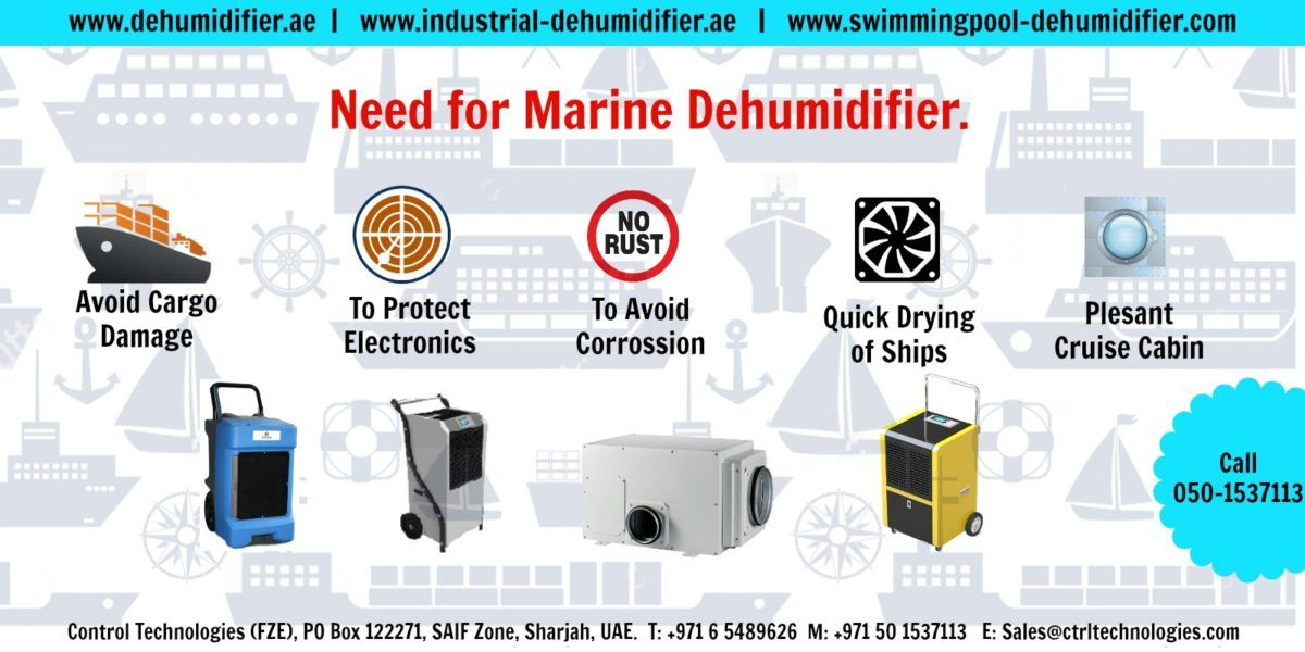 Marine Dehumidifier Why It Is Needed For Dehumidification In 2020 Dehumidifiers Uae High Humidity