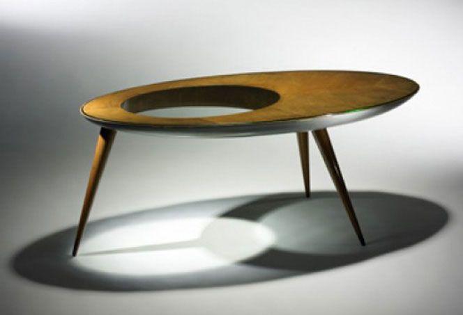 Iw gioponti table 01 mid century furniture pinterest for Mobili moderni italiani
