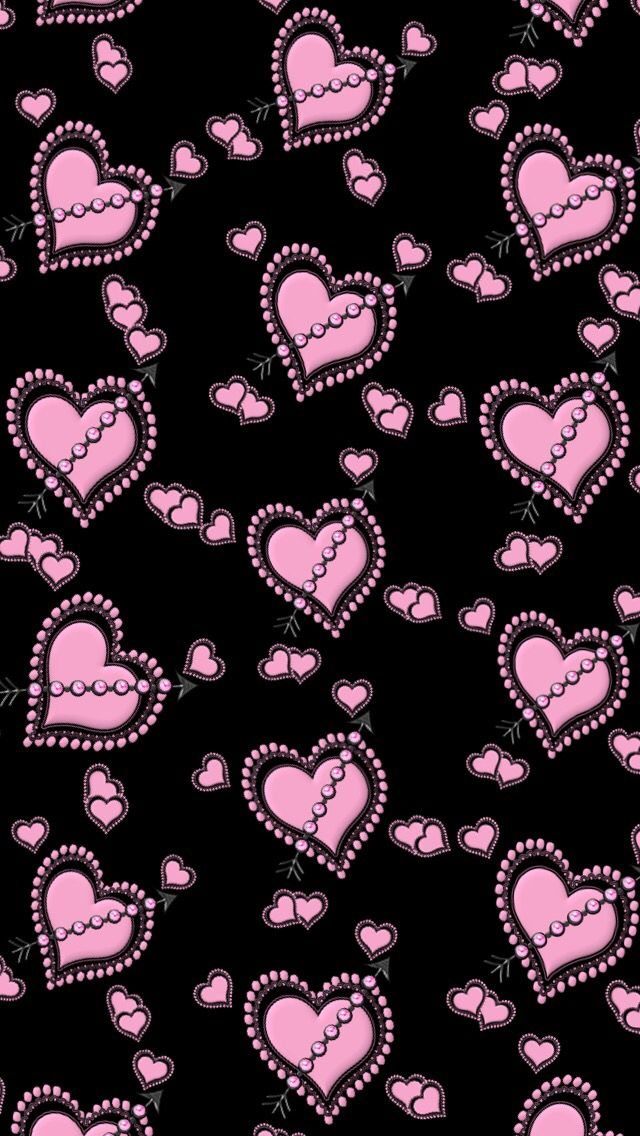 Pink and Black Pink wallpaper iphone, Iphone wallpaper