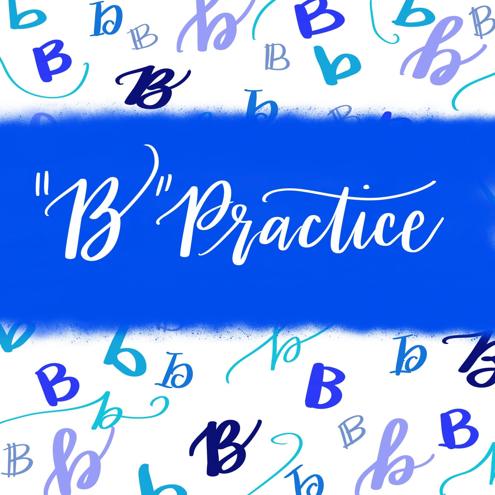 These Practice Sheets Will Help You Learn To Letter A B In Nine