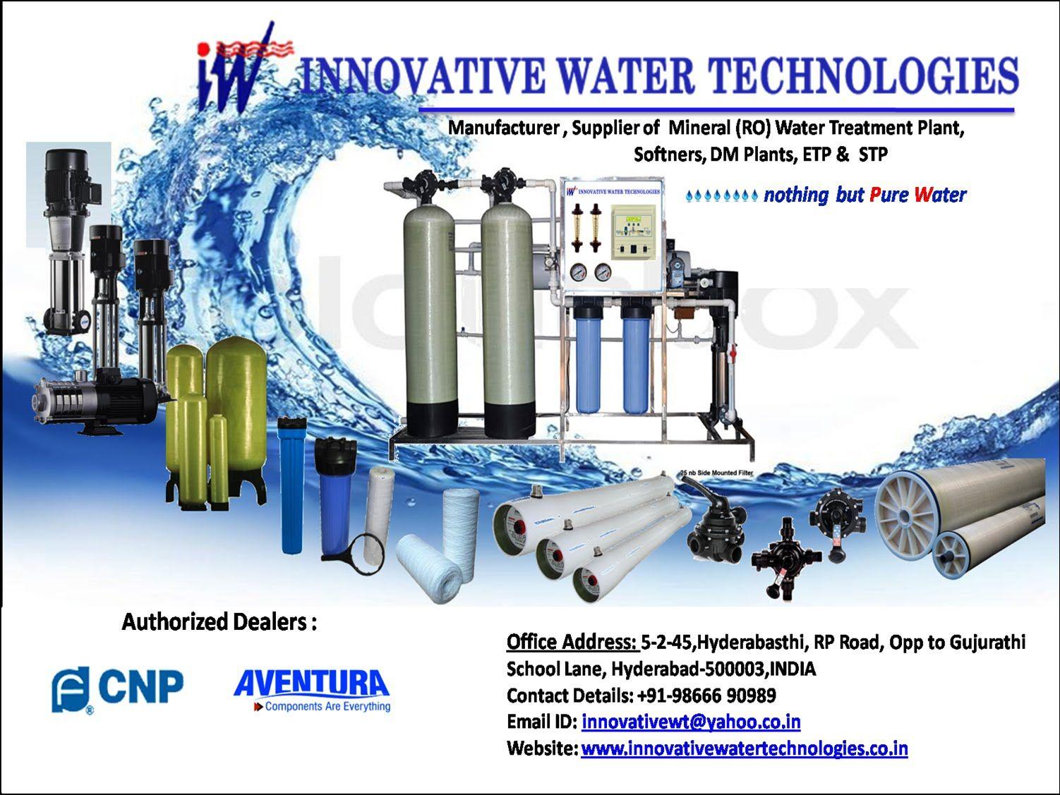 Industrial RO Plant Fully automatic Hyeranad Vijayawada
