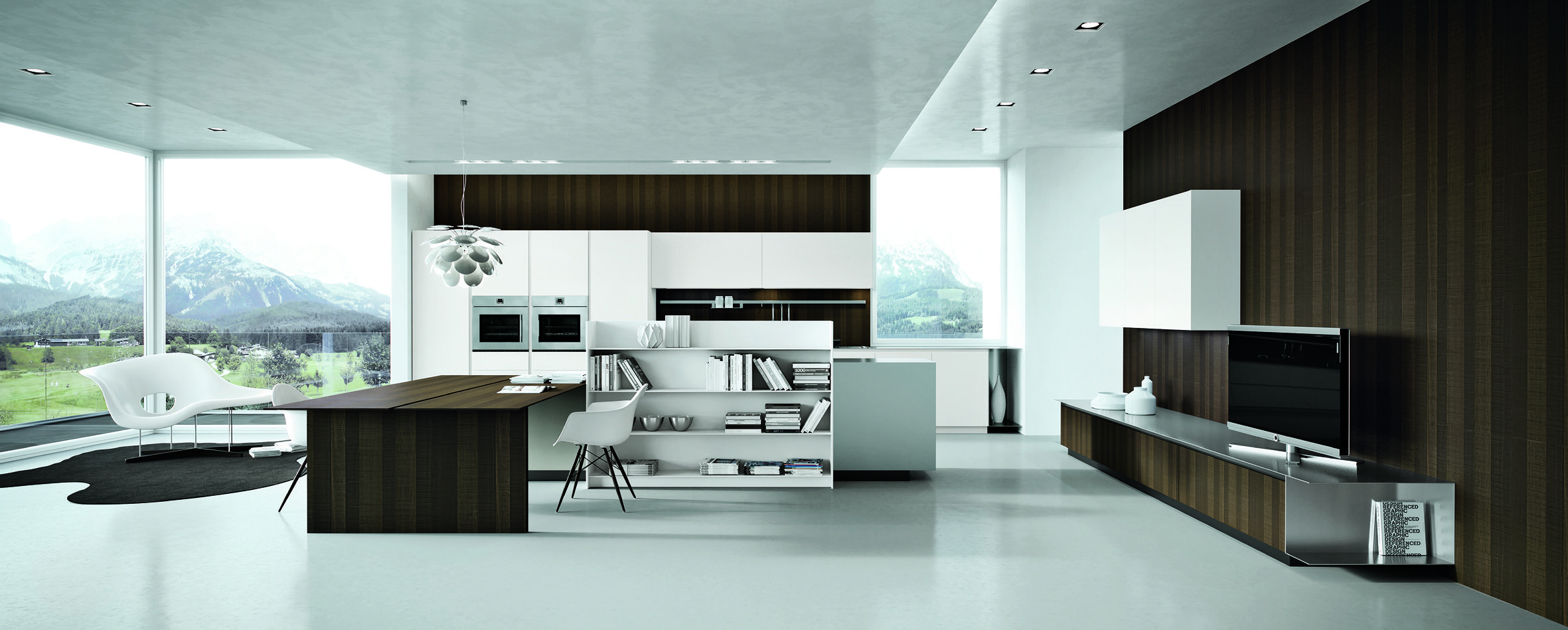 Arrital #kitchen #eco #design #paperstone | Home Design | Pinterest