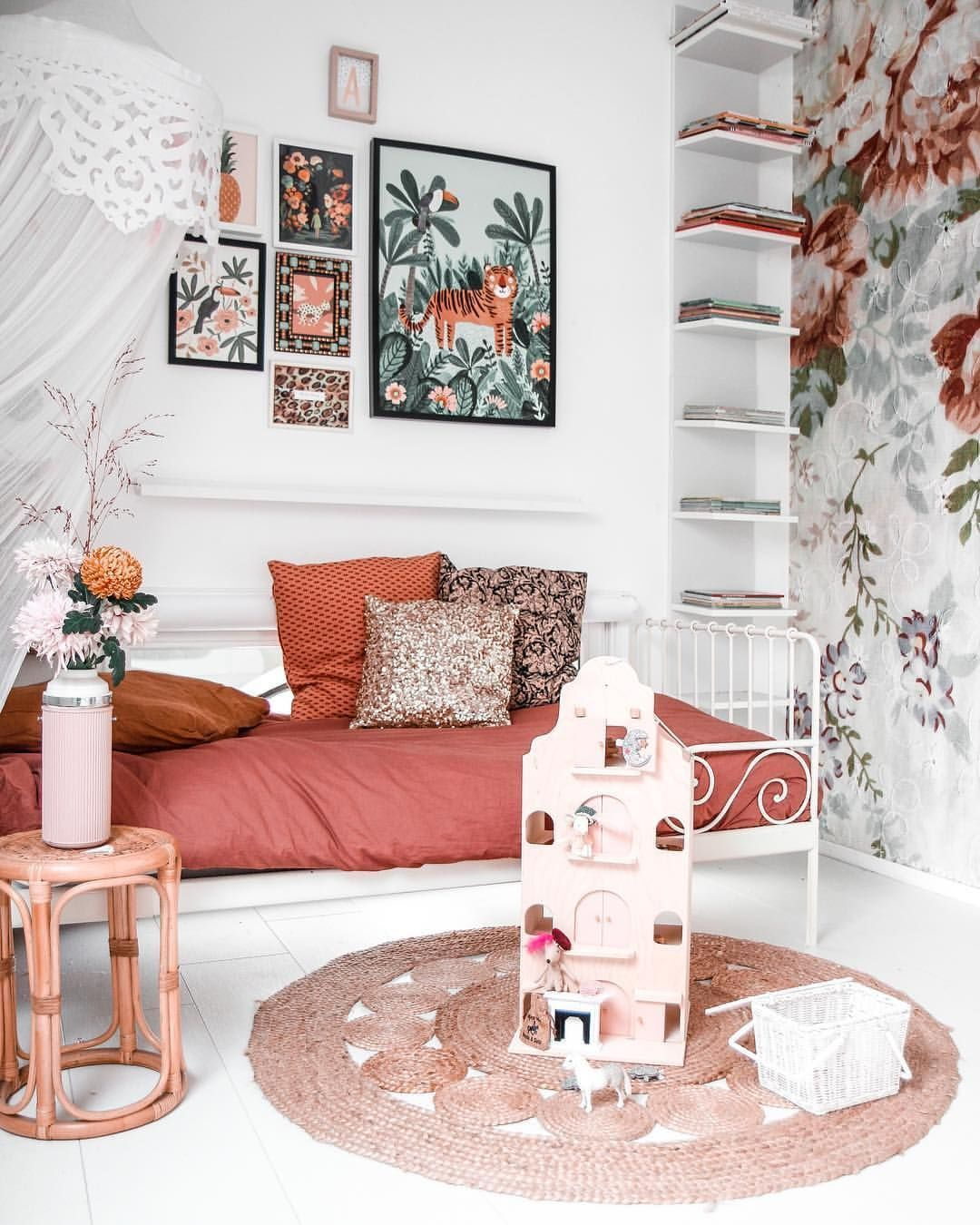6 Easy Ways To Make Your Kid's Room Look More Beautiful