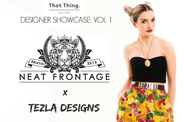 No Debutante: Neat Frontage X Tezla