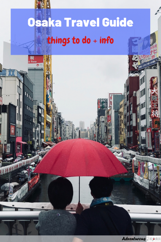 Osaka Travel Guide - things to do and see access useful information; little Toky... -  - #access #Guide #information #Osaka #Toky #travel