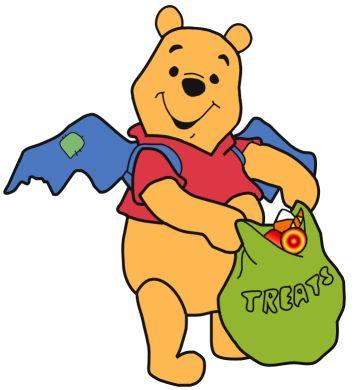 Halloween Winnie the Pooh | Disney | Pinterest | Pooh bear, Eeyore ...